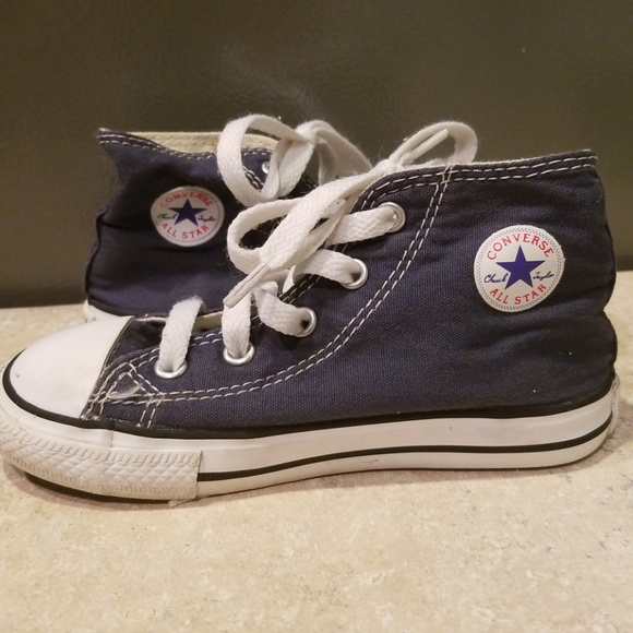 01d4b964ac58ab Converse Other - Kids Toddler Classic Converse High Top Size 9
